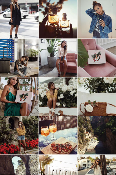 Instagram Feed Tips For Success: Instagram Aesthetic Ideas