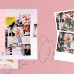 Mood Board Inspiration Digital Collage