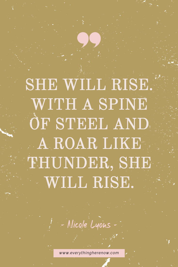Determined Woman Quotes 5 Free Wallpapers Everything