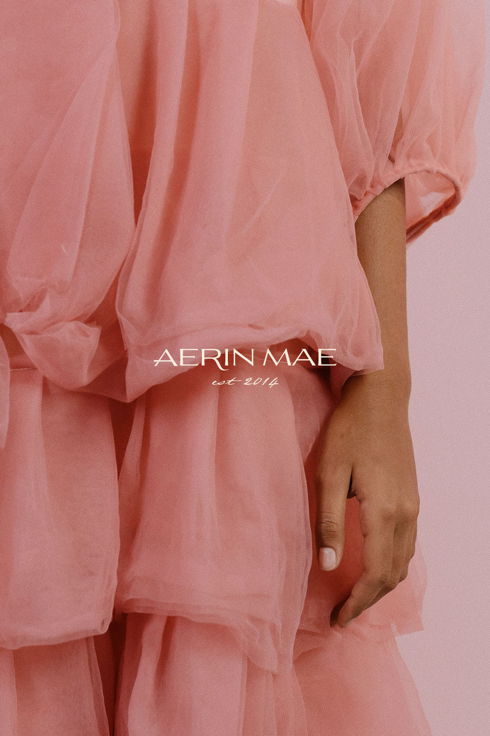 Aerin Mae Brand Imagery by Everything Here Now