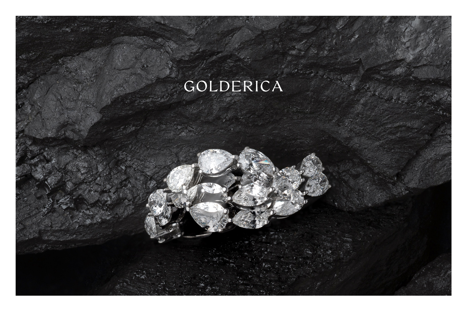 Golderica Jewelry Brand Ad Mockup by Everything Here Now